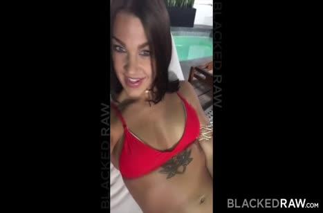 Эвелин Стон снимает с негром свое секс свидание