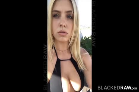 Бедная Giselle Palmer изнывает от секса с черным