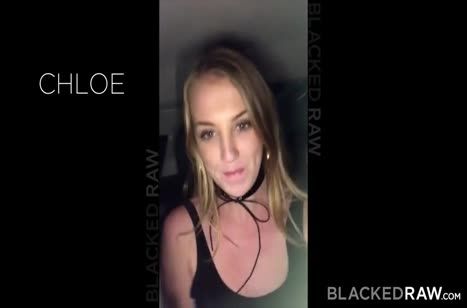 Белая Chloe Scott получает кайф на большом черном члене